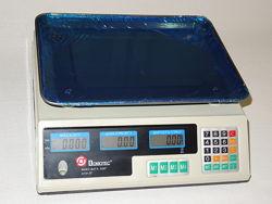 Весы торговые электронные Domotec MS-228 продуктовые весы, до 50 кг