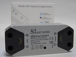 Беспроводный Wi-Fi выключатель релле Smart Home
