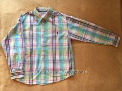 Рубашка для школьника 140 р.