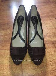 замшевые туфли - Naturalizer, 39 р.