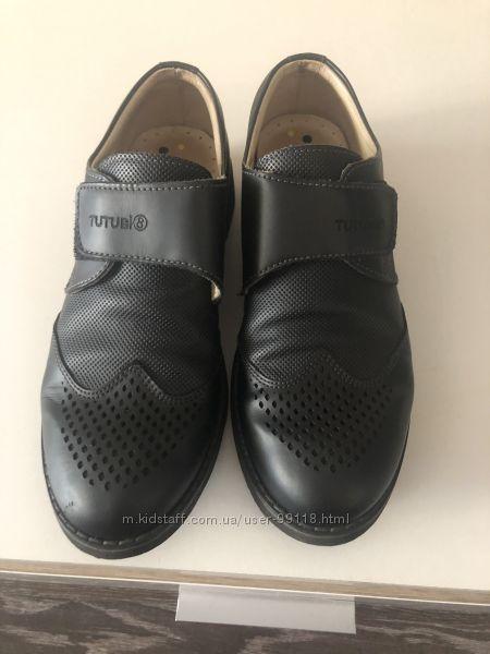 Школьные туфли tutubi
