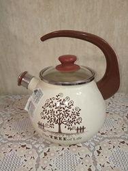 Чайник 2, 5 л TM IDILIA