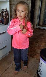 Спортивные костюмы DOMYOS, Англия, 2 цвета, от 3х до 5 лет, на физкультуру
