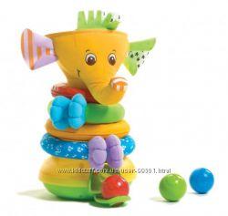 Музыкальная Пирамидка Tiny Love Радужный Слоник