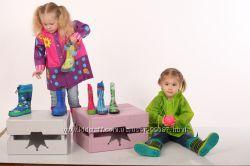 Резиновые сапожки для детей  р. 21-35 PIDILIDI Чехия