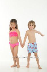 Раздельный купальник и плавки Minoti на 12 м-7 лет