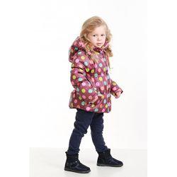 Демисезонные дутые куртки на девочку PIDILIDI Чехия большой выбор р. 86-128