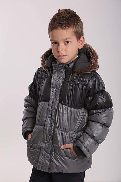 Куртка на холодную осень/еврозима  для мальчика р.98-158 Англия