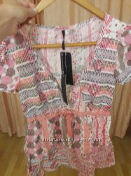 Nafnaf красивая тонкая блуза