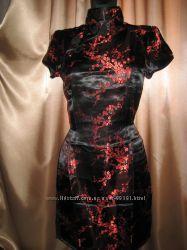 платье кимоно  S. M.  цвета