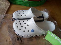 Новые Crocs Crocband M5W7, M6W8, M7W9 и M8W10