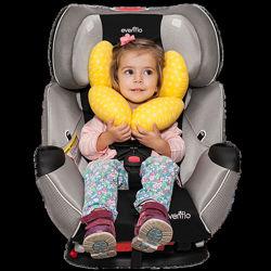 подушка в автомобиль детская дорожная в автокресло для автокресла бабочка