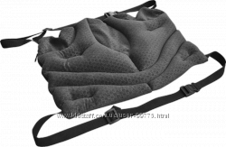 подушка Гордиенко ортопедическая для сидения с гречихой на кресло Ортекс