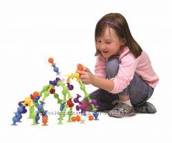 Детский развивающий конструктор - присоска