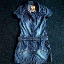 Джинсовое платье Denim Spirit р. 44 -46