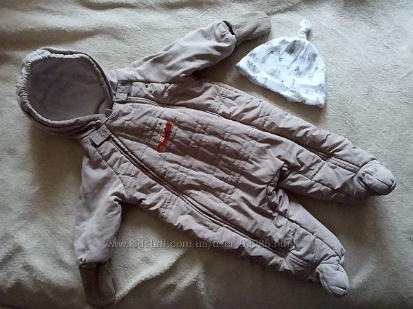 Пакет одежды на мальчика 3-6 месяцев