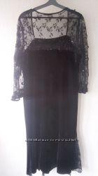 Праздничное платье Размер XL.