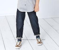 Класснючие джинсики с модными потертостями и жаткой Tchibo - разные размеры