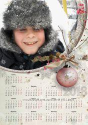 Фотокалендари, дизайн календарей