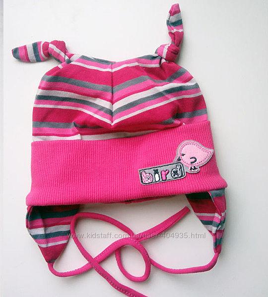 Трикотажная шапка Raster для девочки Польша