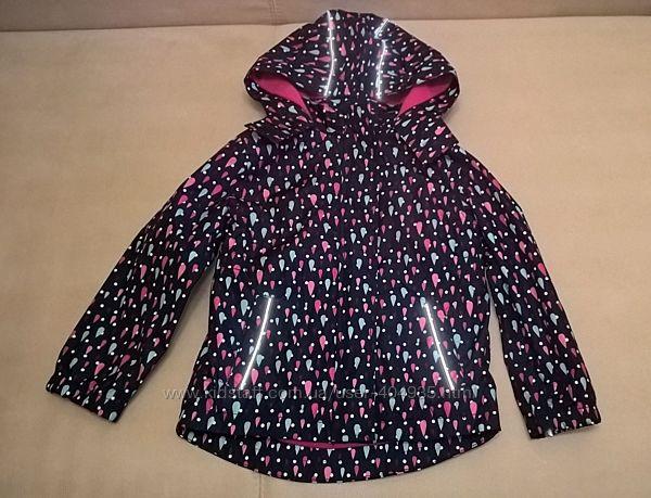 Куртка Topolino непромокаемая на флисе