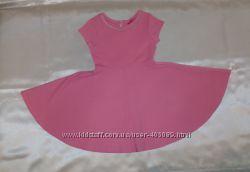 Нарядное платье для девочки р. 122