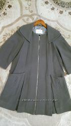 Шикарное пальто bgn, размер eur 40, us 6, uk 12. Сост. идеал