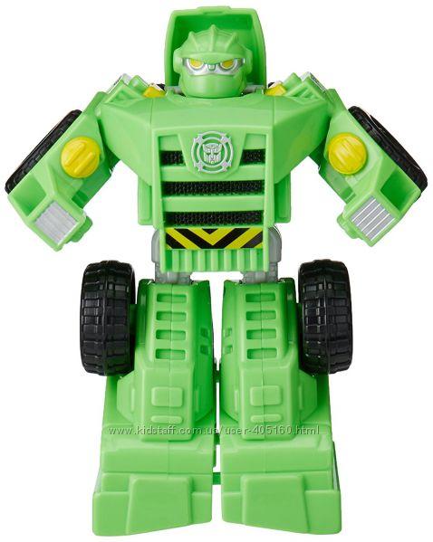 Трансформеры Болдер Playskool Heroes Transformers Rescue Bots Boulder
