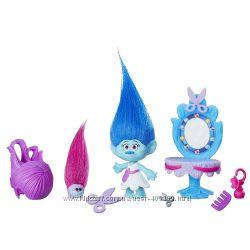Тролли парикмахерская Мэдди Trolls Maddy&acutes Hair Studio Hasbro