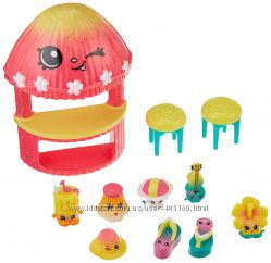 Шопкинс тропики Shopkins Tropical Fashion Pack Collection