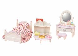 Calico Critters Bedroom and Vanity Set Спальня