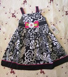 Новое летнее платье сарафан из Америки Goodlad 4 года