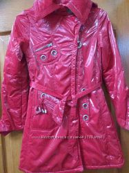 Плащ-пальто практичное и модное