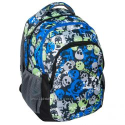 Подростковый рюкзак с ярким принтом PASO 23L, 15-699D