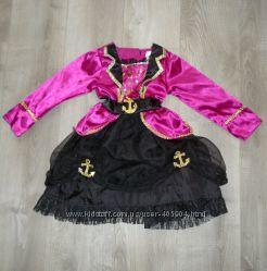 Пиратское платье для вечеринки