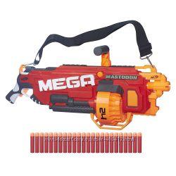 Бластер Нерф Мега Мастодон NERF N-Strike MEGA Mastodon Blaster