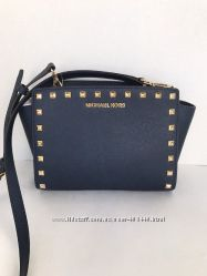 Сумка Michael kors Selma Medium Studded Leather оригинал