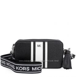 Сумка MICHAEL KORS Small Logo Tape Camera Bag оригинал
