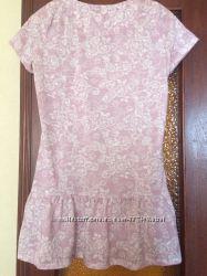 Лёгкое платьице с воланом