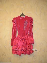 Платье нарядное, карнавал
