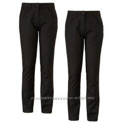 Брюки школьные черные в стиле джинс, Англия