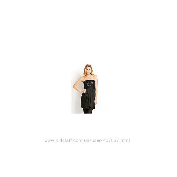 Вечернее маленькое черное платье от америк. бренда Matty M S