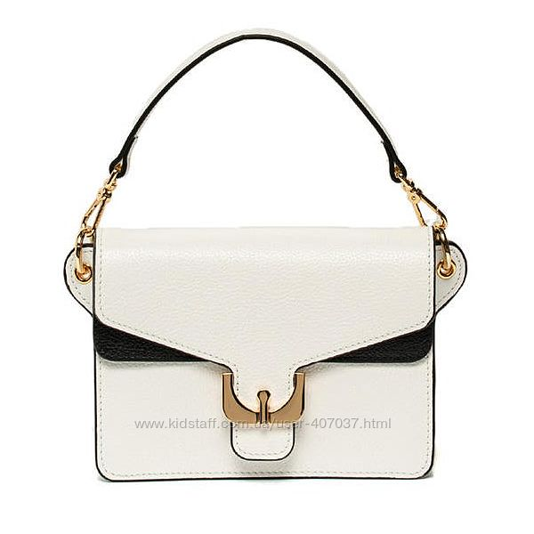 Брендовая стильная сумочка от coccinelle ambrine soft