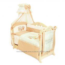 Детская постель Twins Evolution Семья медвежат А-010