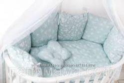 Детская постель Twins Dolce Лесные жители 8 эл D-012