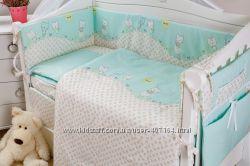 Детская постель Twins Comfort New Котята 7 эл C-104 mint