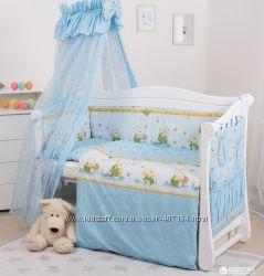 Детская постель Twins Comfort New Медуны 7 эл C-111 blue