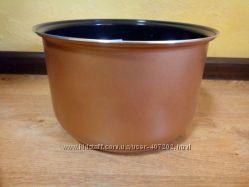 Чаша для мультиварки Redmond RB-C502 Керамическое покрытие ANATO, 5л