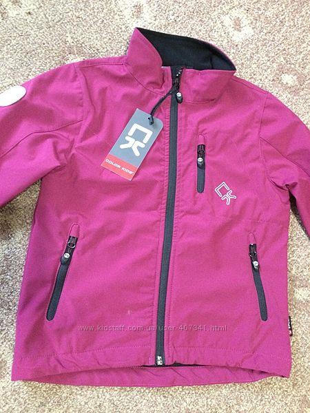 Куртка soft shell 4t новая