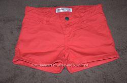Красные шорты Gloria Jeans